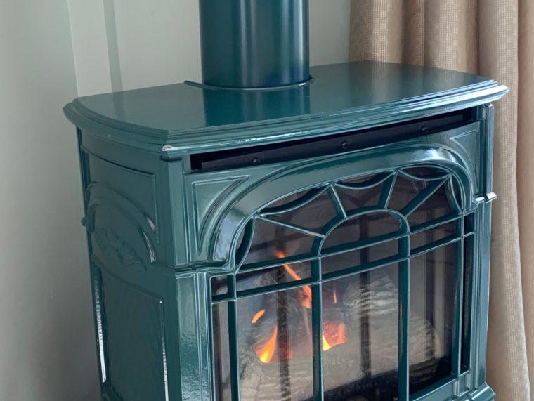 Hotchkiss Room Fireplace