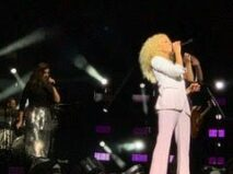 Little Big Town performing at CMAC outdoor amphitheater located in Canandaigua in the Finger Lakes